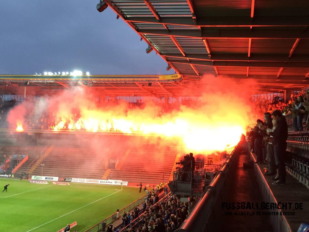Brøndby IF – PAOK 1:1, Do. 27.08.15