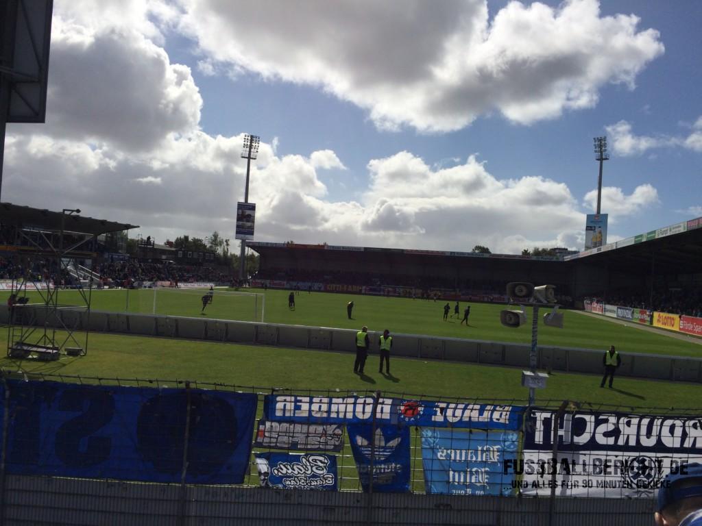 Holstein Kiel – Stuttgarter Kickers 1:2, Sa. 05.09.15