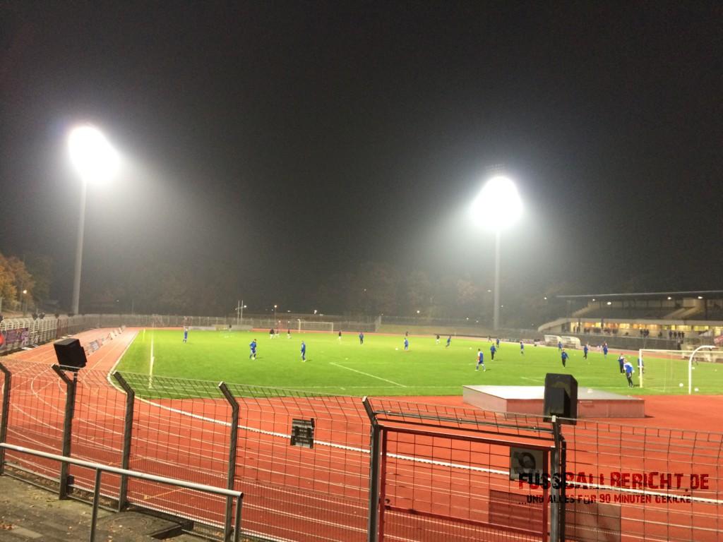 Tennis Borussia Berlin – Hertha 03 Zehlendorf 1:1, Fr. 30.10.15