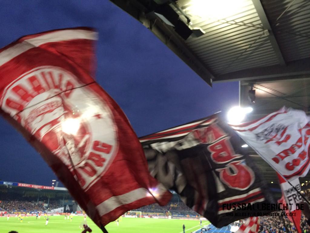 Eintracht Braunschweig – SC Freiburg 2:2, Mo. 18.04.16