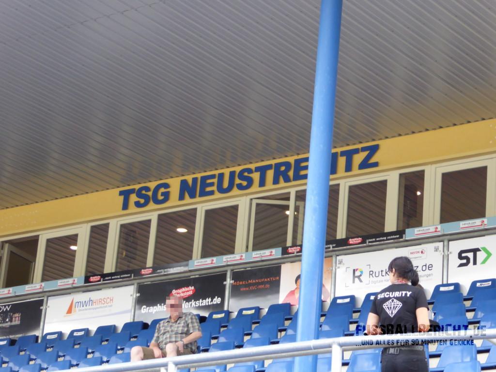TSG Neustrelitz – VfB Lübeck 0:1, Mi. 13.07.16