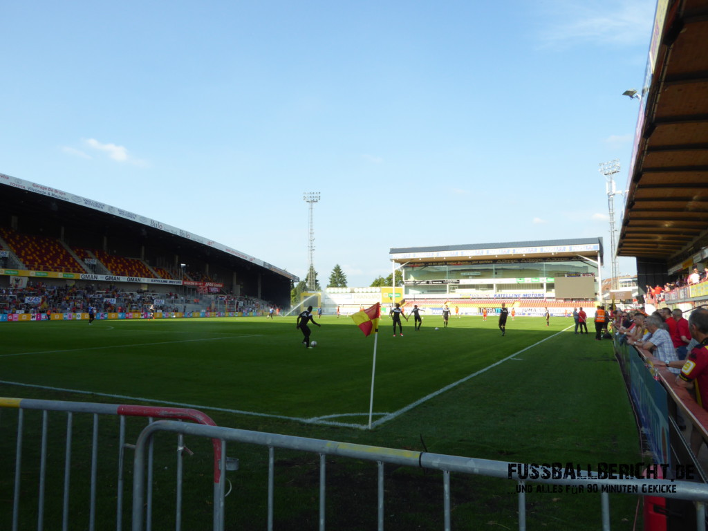 KV Mechelen – Olympiakos Piräus 0:6, Sa. 08.07.17