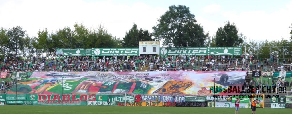 Chemie Leipzig – Babelsberg 03 1:0, So. 06.08.17
