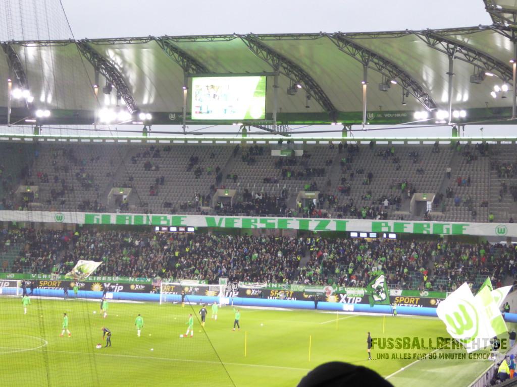 VfL Wolfsburg – SC Freiburg 3:1, Sa. 18.11.17