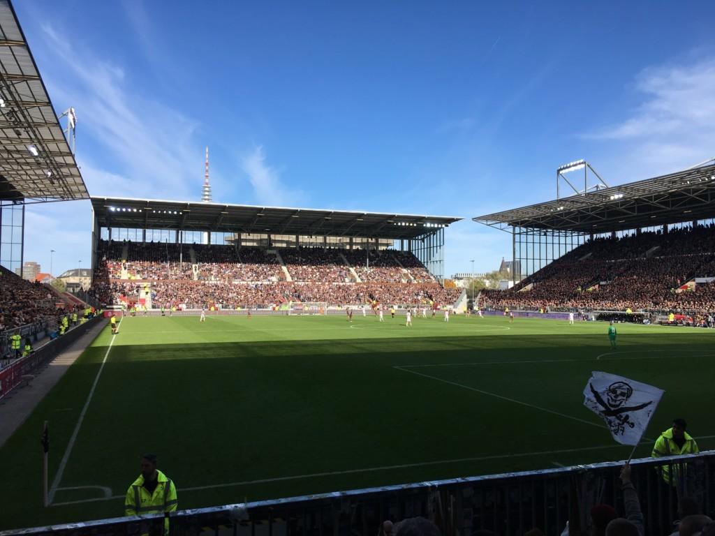 FC St. Pauli – SV Sandhausen 3:1, So. 07.10.18