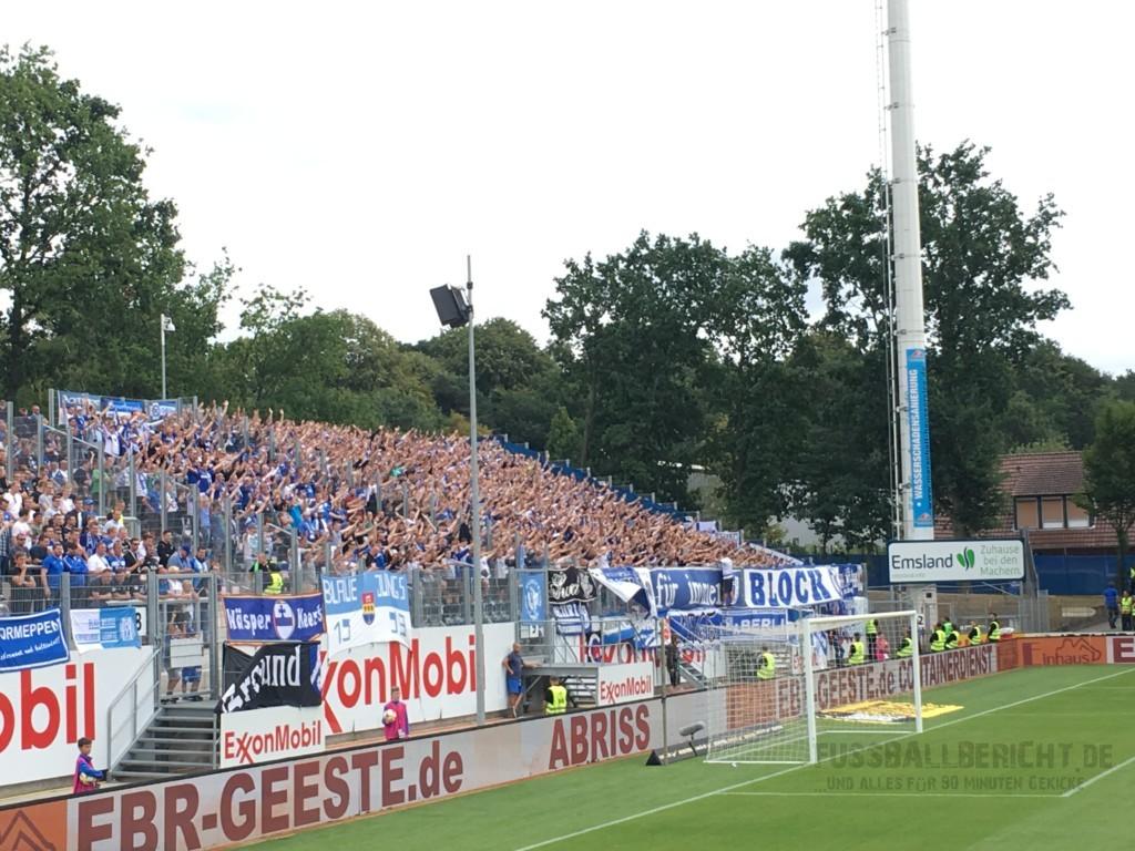 SV Meppen – 1. FC Magdeburg 1:3, Sa. 03.08.19
