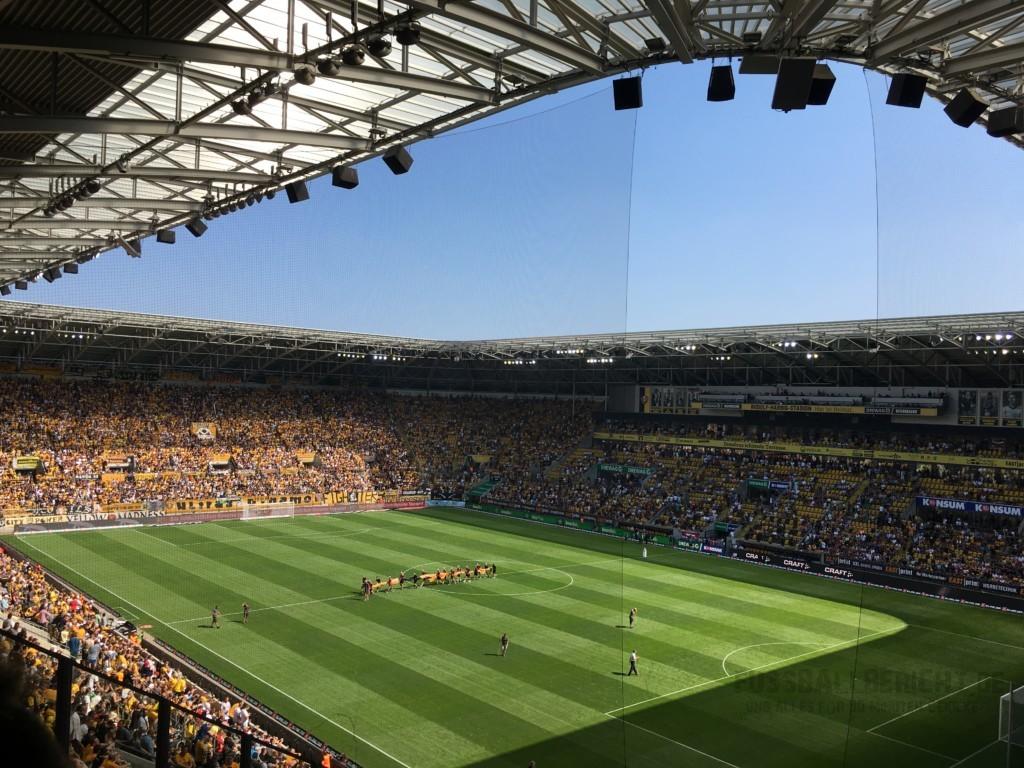 Dynamo Dresden – FC St. Pauli 3:3, Sa. 31.08.19